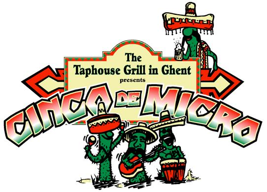 The Cinco De Micro Taphouse Grill T-Shirt Collaboration With Jeff Stephenson