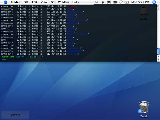 Visor Screenshot